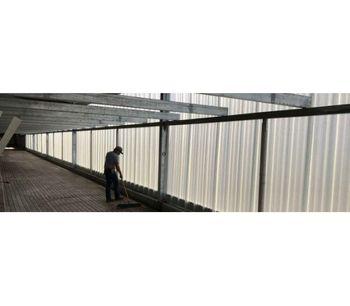 DuroSpan - Model FRP - Agricultural Building Panels