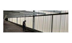 DuroSpan - Fiberglass (FRP) Agricultural Panels & Cladding
