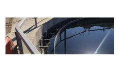 Enduro - Model FRP - Fiberglass Launder Trough Systems