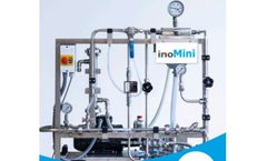 Inopor - Model inoMini - Cross-flow Filtration Plant