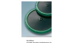 JetFlex - Model HD - Disc Diffuser Brochure