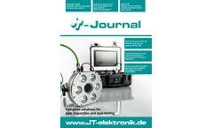 JT Journal Brochure