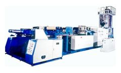 PET Bottle-to-Sheet Extrusion Line