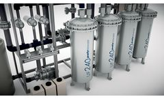 GIGAMEM - Ultrafiltration module ; the compact and reusable concept