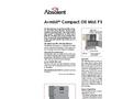 Absolent - Model A-Mist 6C - Oil Mist Filter