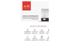 Absolent - Model A 10 - Oil Smoke Filter Brochure