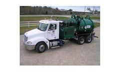 ProGreen - Vacuum Truck with Vapor Control