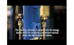 Yield Energy: Anaerobic Digestion of Contaminated Food Waste-Video