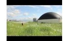 Laforge Bioenvironmental Biogas Facility - Video
