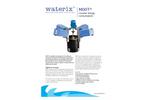 Waterix MIXIT - Mixer Brochure