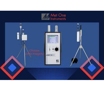 May 2021 - EPA Report Tests New Air Pollution Particle Sensors Vs. Met One Instruments, Inc. BAM 1020 FEM PM2.5
