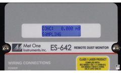 Met One Instruments, Inc. ES-642 - Video