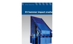 EV Hammer Impact Crusher Brochure