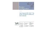 High Capacity BEV-CON Flexible Screw Conveyor For Difficult-To-Handle Bulk Materials Brochure
