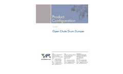 Open Chute Drum Dumper Brochure