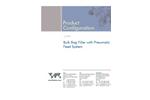 Bulk Bag Filler with Pneumatic Material Feed System Brochure