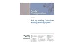 Bulk Bag and Bag Dump Pneumatic Batching/Blending System Brochure