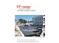 EP - Rainwater Storage Modules - Brochure