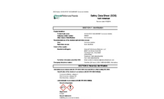 Good-Rite - Model MBT - Sodium Corrosion Inhibitor - MSDS