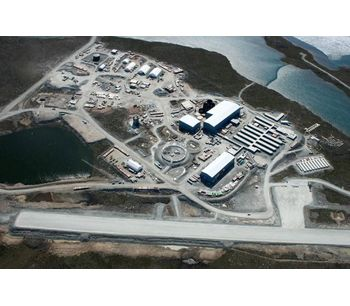 Water and wastewater treatment solutions for mining industry / remote areas - Mining