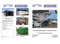 BIODISK - Portable Wastewater Treatment Plants - Brochure