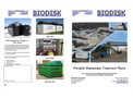 Portable Wastewater Treatment Plants