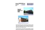 Applications - Resorts Brochure