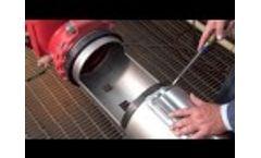C400 & C500 8` - 10` Ames Fire & Waterworks Backflow Repair Video