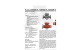 Model 1000DCV - Steel Detector Check Valves Brochure