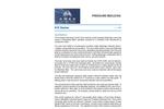 Ductile - Model 910GD - Iron Pressure Reducing Control Valve - Brochure