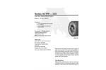 Model ACVW-125 - Cast Iron Silent Check Valves  Brochure