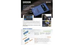 OROS - Model MODS - OR10 - Mobile DAQ System Brochure