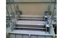 Eliquo Hydrok MecMex - Self Cleaning CSO Mechanical Screen