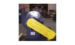 High Pressure Radial Open Blower