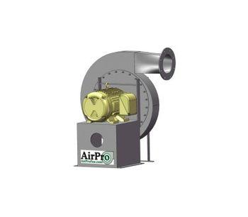 Model HPSL / HPSM - High Pressure Radial Shrouded Blower