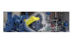 Model HPRL / HPRM - Radial Open High Pressure Blower