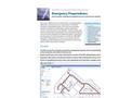Emergency Preparedness Product Sheet