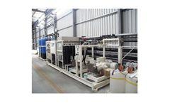 S.K Euromarket - Membrane Filtration - Reverse Osmosis System