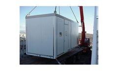 S.K Euromarket - Model Combiblock Series - MBBR Wastewater Treatment Plants