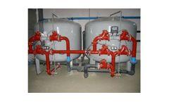 S.K Euromarket - Media or Disc Filtration System