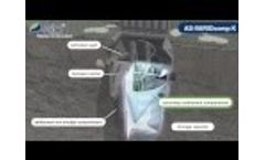 Domestic wastewater treatment plants (WWTP) AS-VARIOcomp K - Video