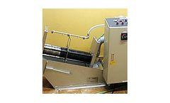 Model AS-DEHYDRATOR - Sludge Thickening & Dewatering Processes