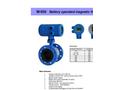 Model M930 - Battery Powered Electromagnetic Flowmeter
