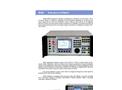 Model M550 - Impedance Calibrator Brochure