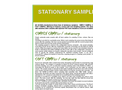 Stationary Samplers- Brochure