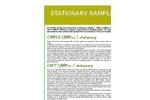 Stationary Samplers- Brochure