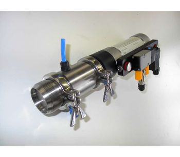 Model PISTON SAMPler - Special Automatic Water Samplers
