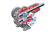 GR Double Helical, Rotary Gear Pump