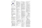 Pressure Transmitters / Screw-In Probes - Operating Manual