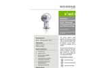 Model X ACT CI - Precise Pressure Transmitter - Datasheet